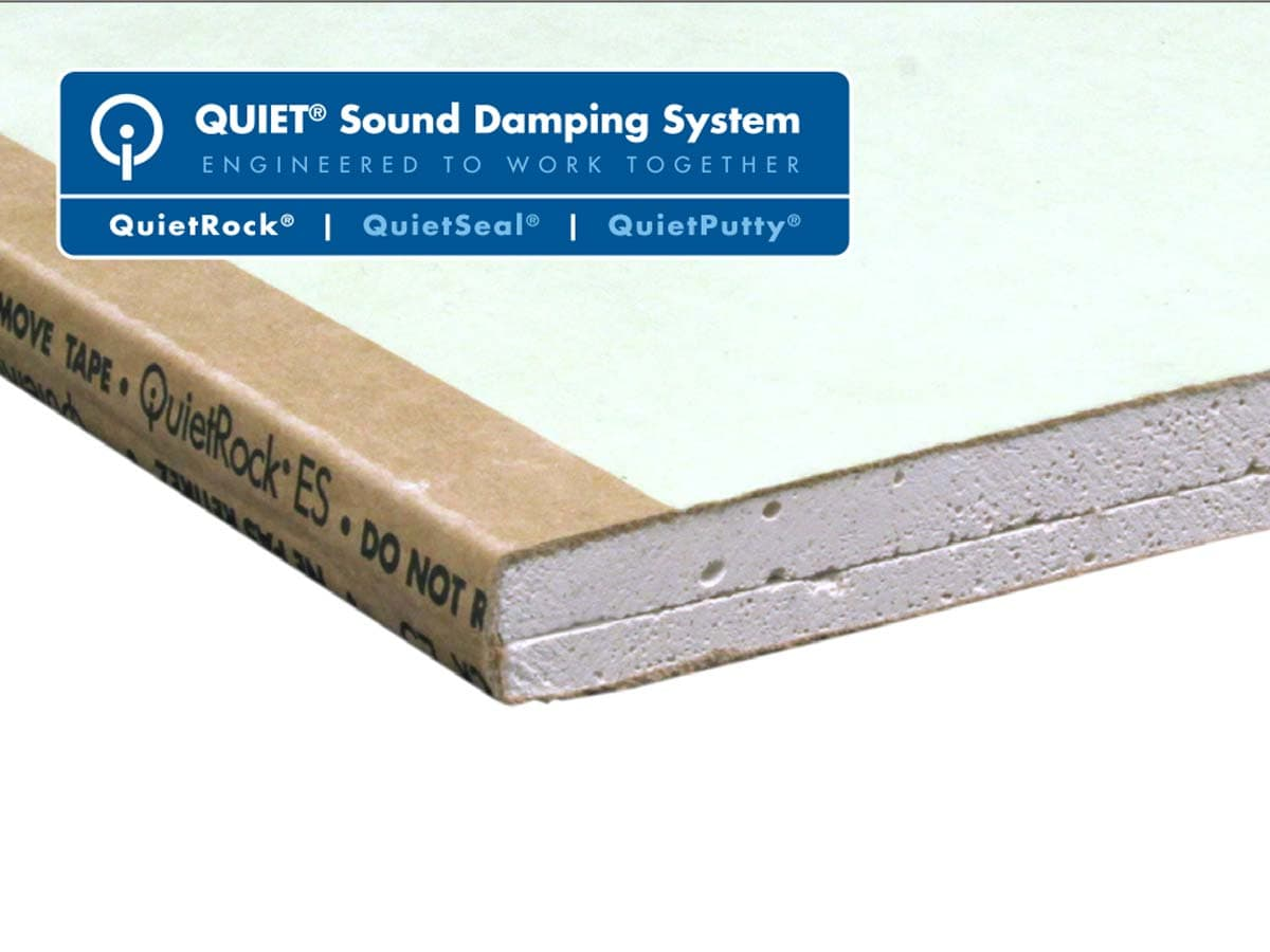 Soundproof Drywall - Wallboard Supply Company
