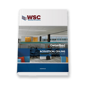 CertainTeed Acoustical Ceilings Product Guide