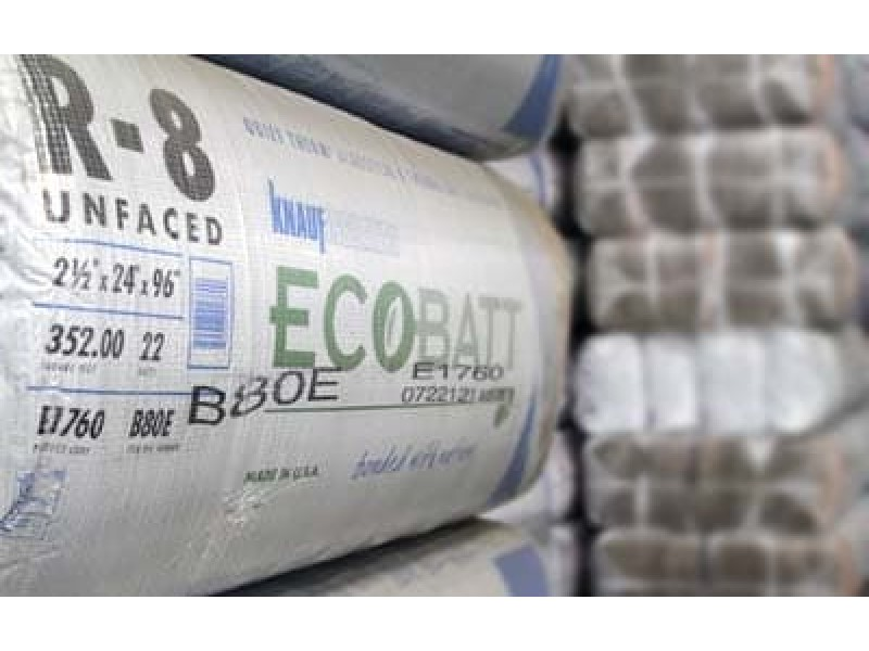 Eco-Friendly Insulation